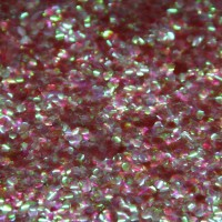Glitter - 3,0mm - Iridescent Red Green